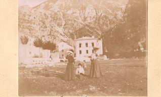 Gli attuali giardini pubblici nel 1904