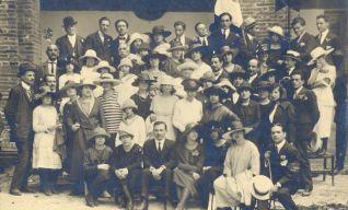 Gruppo piorachese negli anni '30